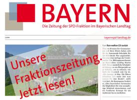 BAYERN - Fraktionszeitung #2/2016