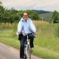 Rinderspacher auf Radltour - der SPD-Landtagsfraktionschef unterwegs im Landkreise Dachau