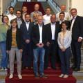 Europäische Sozialdemokraten treten gemeinsam für nachhaltige Alpen- Entwicklung ein
