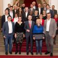Treffen der kultur-, medien- und netzpolitischen Sprecher der Landtage und des Bundestags im Maximilianeum