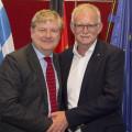 Bayerisch-schottischer Schulterschluss für Europa