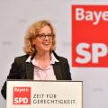 Natascha Kohnen zur Vorsitzenden der BayernSPD gewählt