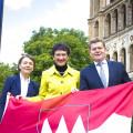 Einige der fränkischen SPD-Abgeordneten