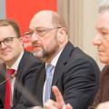 Martin Schulz wirbt für starkes und reformiertes Europa
