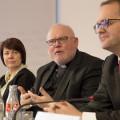 SPD-Fraktion und Kardinal Marx diskutieren über Gerechtigkeit und Flüchtlinge