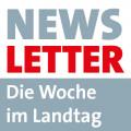 Die SPD-Woche im Landtag (Newsletter)