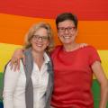 Christopher Street Day 2018 - SPD-Queerpolitikerin Isabell Zacharias wirbt für Engagement und warnt vor drohenden Rückschlägen