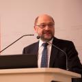 Martin Schulz wirbt bei Fraktionsklausur für die Aufnahme von Koalitionsverhandlungen