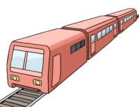 Zeichnung: Eisenbahn