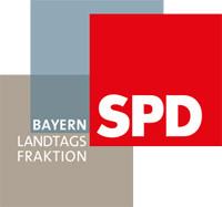 Logo: BayernSPD-Landtagsfraktion