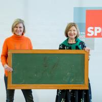 SPD-Bildungspolitikerinnen entwerfen Fahrplan für krisenfestes Klassenzimmer
