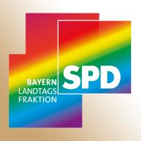 SPD-Fraktion will Zeichen setzen: Bayerischer Landtag soll in Regenbogenfarben angestrahlt werden