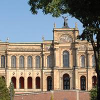 Der Bayerische Landtag: das Maximilianeum in München
