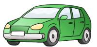 Zeichnung: Auto