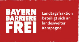 Logo Bayern Barrierefrei