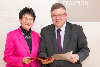 Inge Aures & Volkmar Halbleib