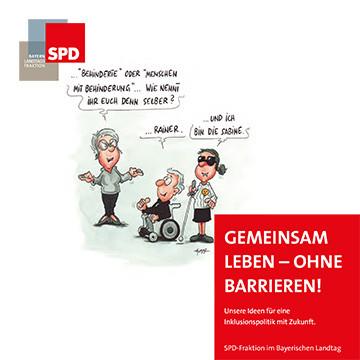 GEMEINSAM LEBEN – OHNE BARRIEREN!