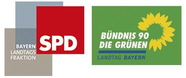 Logo SPD Grüne