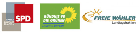 Logo SPD alle drei