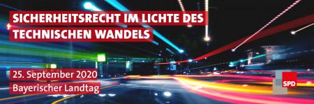 2. Münchner Fachtagung zum Sicherheitsrecht