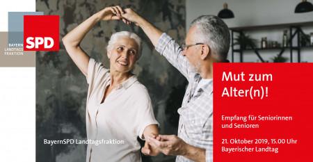 Einladung Seniorenempfang