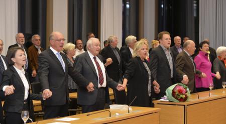 Hiersemann-Gedenken - SPD-Hymne