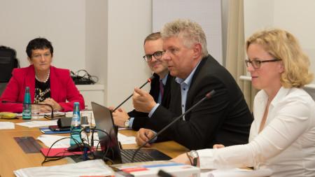 Dieter Reiter zu Gast