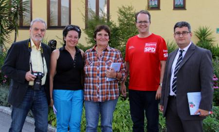 Sommerradltour Rosenheim 7