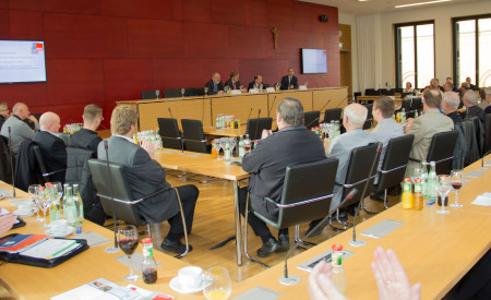 Bundeswehrtag 2014 Plenum