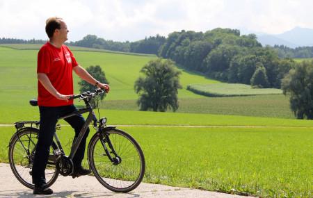 Sommerradltour Rosenheim 2