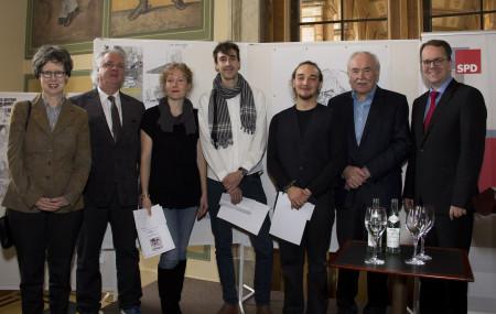 Jury + Preisträger