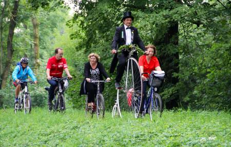 Sommerradltour Niederbayern 3