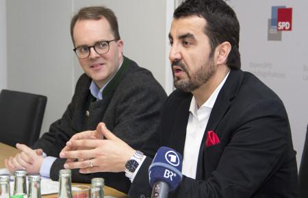 Markus Rinderspacher und Arif Tasdelen