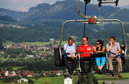 Sommerradltour Rosenheim 8