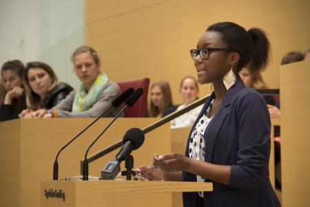Mädchenparlament Foto 3
