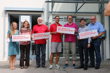 Rote Radler Dachau 4 - Caritas