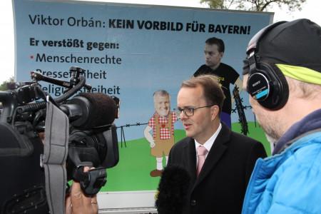 Plakat zu Orban 3