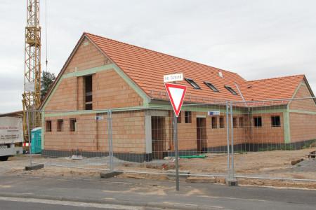 UF Gemeindebürgerhaus Rohbau