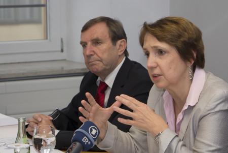 Annette Karl und Christoph Rabenstein 26.11.14