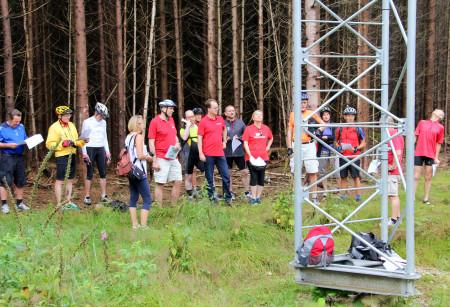 Sommerradltour Ebersberg 2