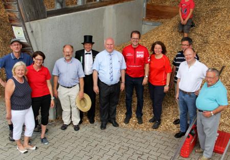 Sommerradltour Niederbayern 4