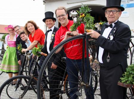 Sommerradltour Niederbayern 1