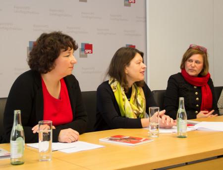 Pressekonferenz Parité