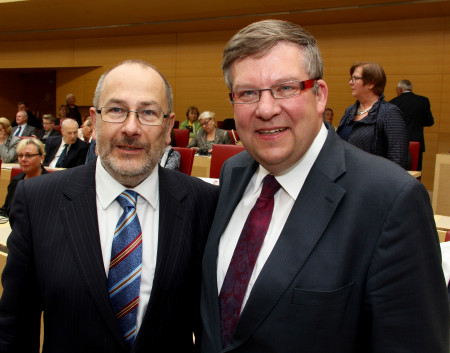 Halbleib und Konsul Coupek