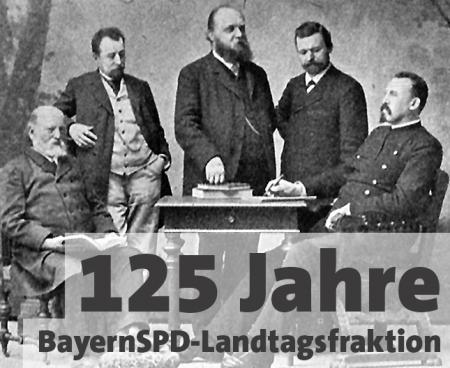 125 Jahre SPD-Landtagsfraktion