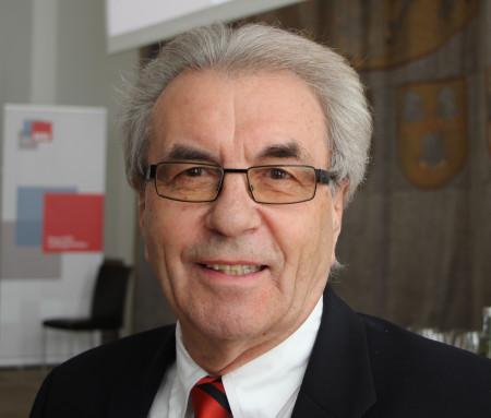Günther Lommer, Präsident des Bayerischen Landessportverbands