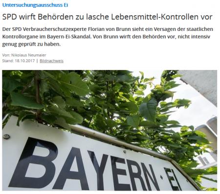 Screenshot UA Bayern-Ei im BR