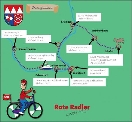 Rote Radler Ochsenfurt 27 8