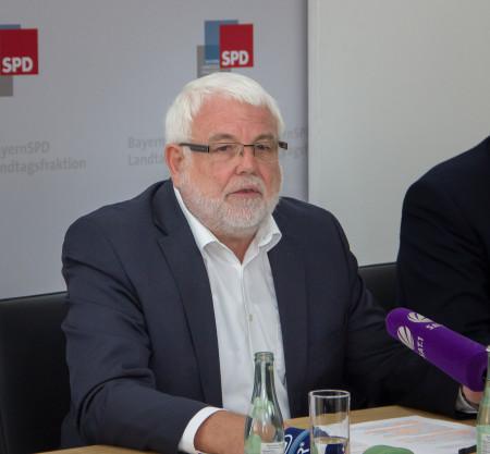 Martin Güll bei PK