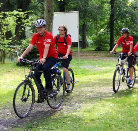 Sommerradltour Hof 2